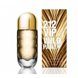212 Wild Party CH Carolina Herrera Fem EAU de Toilette - 80 ml