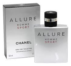 Chanel Allure Homme Sport EAU de Toilette - 100 ml