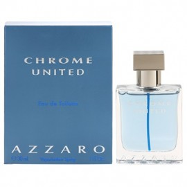 Azzaro Chrome United Masc EAU de Toilette - 100ml