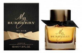 Burberry My Black Masculino EDP - 90ml