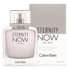 Eternity Now fo MEN de Calvin Klein EAU de Toilette - 100ml