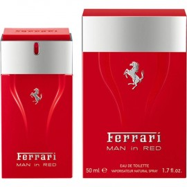 Ferrari Man in Red EAU de Toilette - 100ml