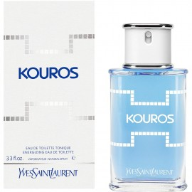 Kouros Tonique de Yves Saint Laurent EAU de Toilette - 100ml