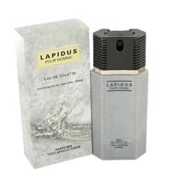 Lapidus Pour Homme Masc Eau de Toilette - 100 ml