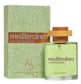 Mediterraneo de Antonio Banderas Masc Eau de Toilette - 100ml
