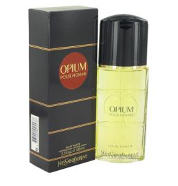 Opium Pour Homme de Yves Saint Laurent  Masc Eau de Toilette - 100ML