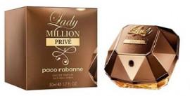 LADY MILLION PRIVÉ PACO RABANNE FEMININO EAU de Parfum  - 80ml