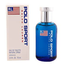 Polo Sport Masc EAU de Toilette - 125 ml