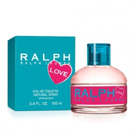 Ralph Lauren Love Fem EAU de Toilette - 100ml