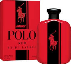 Ralph Lauren Polo Red Intense Masc EAU de Parfum - 125ml