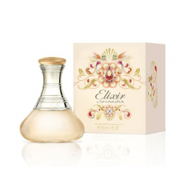 Shakira Elixir Fem Eau de Toilette - 80 ml
