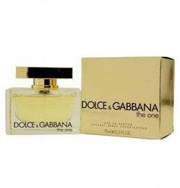 The One de Dolce & Gabbana Fem EAU de Parfum 75 ml