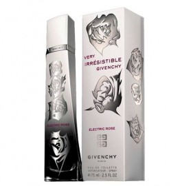 Very Irresistible Electric Rose de Givenchy Fem EAU de Toilette - 75ml