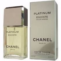Egoiste Platinum Pour Homme de Chanel EAU de Toilette - 100ml
