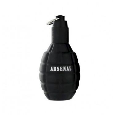 Arsenal  Black Masc - 100 ml