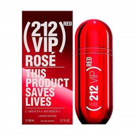 212 VIP Rosé Red Edição Limitada Carolina Herrera Eau de Parfum - Perfume Feminino 80ml