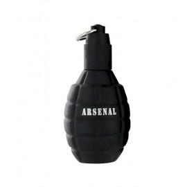 Arsenal  Black Masc - 100 ml