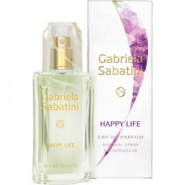 Gabriela Sabatini Happy Life Eau De Toilette 60ml