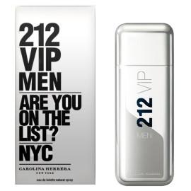 Carolina Herrera 212 VIP For Men  - Are you on the list?