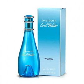 Cool Water fem de Davidoff EAU de Toilette - 100 ml