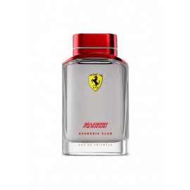 Ferrari Scuderia Club EAU de Toilette - 125ml